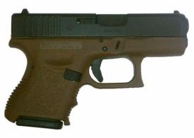 GLOCK G26 Flat Dark Earth 9MM FS 10+1 3.5