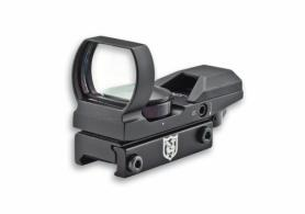 Nikko Red Dot NS433 1x33 Reflex Sight w/4 Multi Reticles R&G - NS433