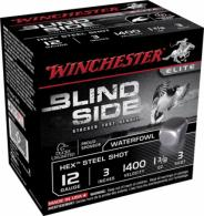 "Winchester SBS1233 Supreme Elite Blindside 12 ga 3"" 1.4 oz 3"