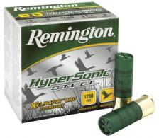 "Remington HSS12M6 Hypersonic Steel 12 ga 3"" 1.3 oz 6 Shot 25 Rounds"