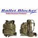 BulletBlocker NIJ IIIA Bulletproof Matrix Backpack ODGREEN - BBBPMXQQQQ22 ODG