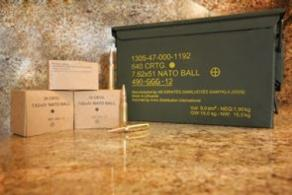 GGG Premium 7.62x51mm 147 Grain 20 rounds - GP11