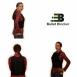 BulletBlocker NIJ IIIA Bulletproof Vest Body Armor For Women - BBVTWCQQQQ