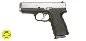 "Kahr CW9 9mm Matte Stainless Slide 3.5"" - CW9093LE"