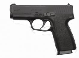 "Kahr P9 9mm Matte Blackened Stainless 3.5"" - KP9094ALE"