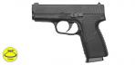 "Kahr P40 40S&W Matte Blackened Stainless, NS, 3.5"" - KP4044NALE"