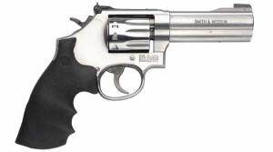 "Smith & Wesson LE Model 617 .22 LR  4"" Stainless 10 shot - 160584LE"