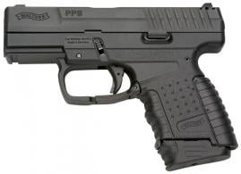Walther PPS 9mm Black Night Sights - WAP10008LE