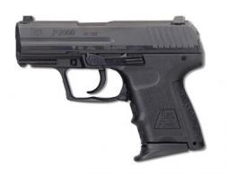 H&K P2000 SK V2 Sub Compact LEM  9mm w/ 3 10rd Mags Night Sights - 709302LEA5LE