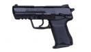"H&K HK45C 45ACP 3.9"" w/ 3 8rd Mags Night Sights - 745031LEA5LE"