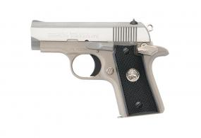 "Colt Mustang Pocketlite 380ACP 2.75"" 6rd Alloy/Stainless - O6891LE"