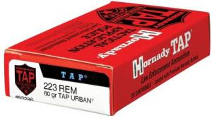 Hornady 83286LE .223 Remington 60GR TAP URBAN - 83286LE