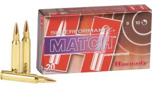 Hornady 80964LE 308 Win 168 gr A-MAX Superformance Match 20ct