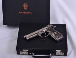 Beretta 92FS Fusion 9mm Exclusive 1 of 60 - 92FSFUSION