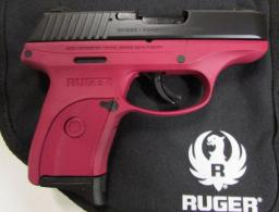 Ruger LC9S Raspberry 9mm