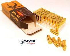 50 round box of Yavex 124gr 9mm - YAVEX9MM124BOX
