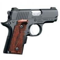 "Kimber Micro Carry Pistol w/Holster 3300089, 380 ACP, 2.75"", CrimsonTrace Grips, Matte Black, 6 Rd"