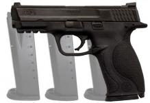 Smith & Wesson M&P 40 40S&W NS 3 Mags Premium
