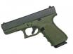 Glock 17 Gen 4 9mm 17+1 Battlefield Green - PG1750203BFG