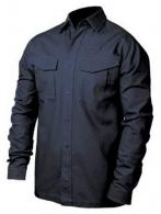 BlackHawk Tac Shirt LS Navy 2XL - 88TS03NA-2XL
