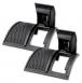BlackHawk Locking Rail Panel Short Set/2 Black - 71RP02BK