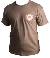 Final Approach Short Sleeve T-Shirt M Olive - 480505