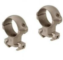 "Millett 1"" High Nickel Angle-Loc Rings - AL00912"
