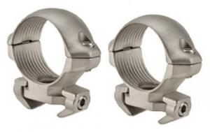 "Millett 1"" Low Nickel Rings - AL00910"