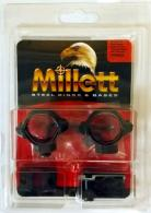 "Millett 1"" Medium Remington 74/Sig AMT Ring & Base Combo - CP00022"
