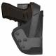 UMLE Std Ret Duty Holster Kodra Black Jacket Slot Size 19 RH - 98191