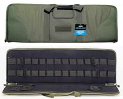 UMLE Discreet Weapons Case OD Green Large - 7702241