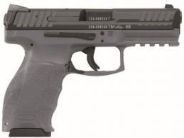 Heckler & Koch (H&K) VP9 9MM 15+1 GREY 3 MAGS NIGHT SIGHTS - 700009GYLEA5