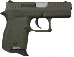 Diamondback 380ACP 6+1 ODG 2.8in DA - DB380ODGSG