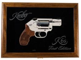 Kimber K6S First Edition .357 Mag 3400001 - 3400001