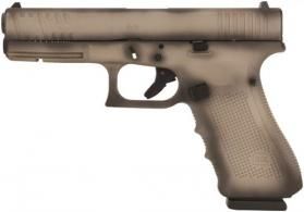 "GLOCK 17 GEN4 9MM 4.49"" FS 17RD SHADOW FDE"