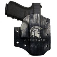 Bare Arms Molon Labe Holster for Glock - BAOWBGLOCKML