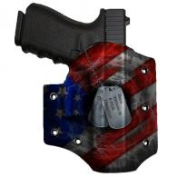 Bare Arms Custom Dog Tags Holster for Glock - BAOWBGLOCKDT