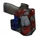 Bare Arms Custom Dog Tags Holster for S&W Shield - BAOWBSHIELDDT