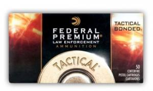 Federal Premium 155 gr JHP Tactical Bonded 40S&W