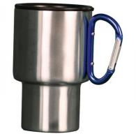 Carabiner Travel Mug-Blue 14Oz - 05-1205