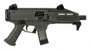CZ Scorpion Evo 3 S1 9mm 20rd OD Green - 91355LE