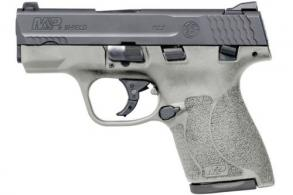 Smith & Wesson M&P9 Shield M2.0 Carry Conceal Pistol with H152 Stainless Cerakote Finish - 12398