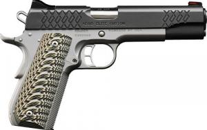 Kimber 3000351 Aegis Elite Custom Pistol - 45 ACP, 5 IN. Barrel, StaIN.less Steel Frame 8Rd - 3000351