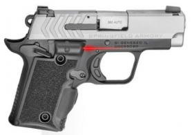 Springfield Armory 911 380 Stainless Red Laser 2.7 7+1 - PG9109SVR