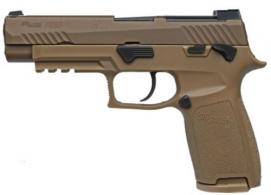 Sig Sauer P320 M17 9MM 17+1 4.7in. MS - 320F9M17MS