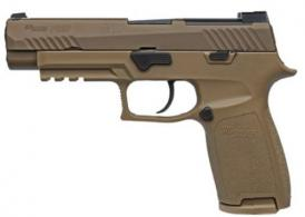 Sig Sauer P320 M17 9MM 17+1 Night Sights - 320F9M17
