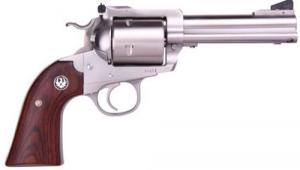 Ruger Super Blackhawk Bisley 454 Casull Stainless Steel 4 5/8in. 5RD. - 0873