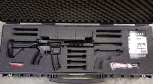 Heckler & Koch INC MR556A1 5.56 NATO 30+1 MR EXPLORER CASE - 91000010