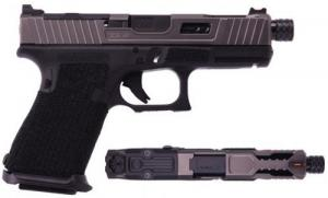 ZEV G19 G4 RAPTOR 9MM GRY TB - GUNMODLPGMRG19TH
