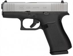 "Glock 43X Subcompact 9mm 3.41"" Ameriglo Night Sights 10+1 (PX435SL301AB) - PX435SL301AB"
